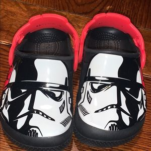 Toddler Star Wars Crocs